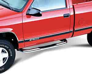 Westin 25-0500 - Westin Signature Series Chrome Plated Nerf Bars