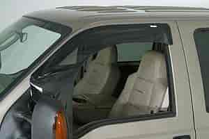 Wade 34466 - Westin Large Windguard Wind Deflectors