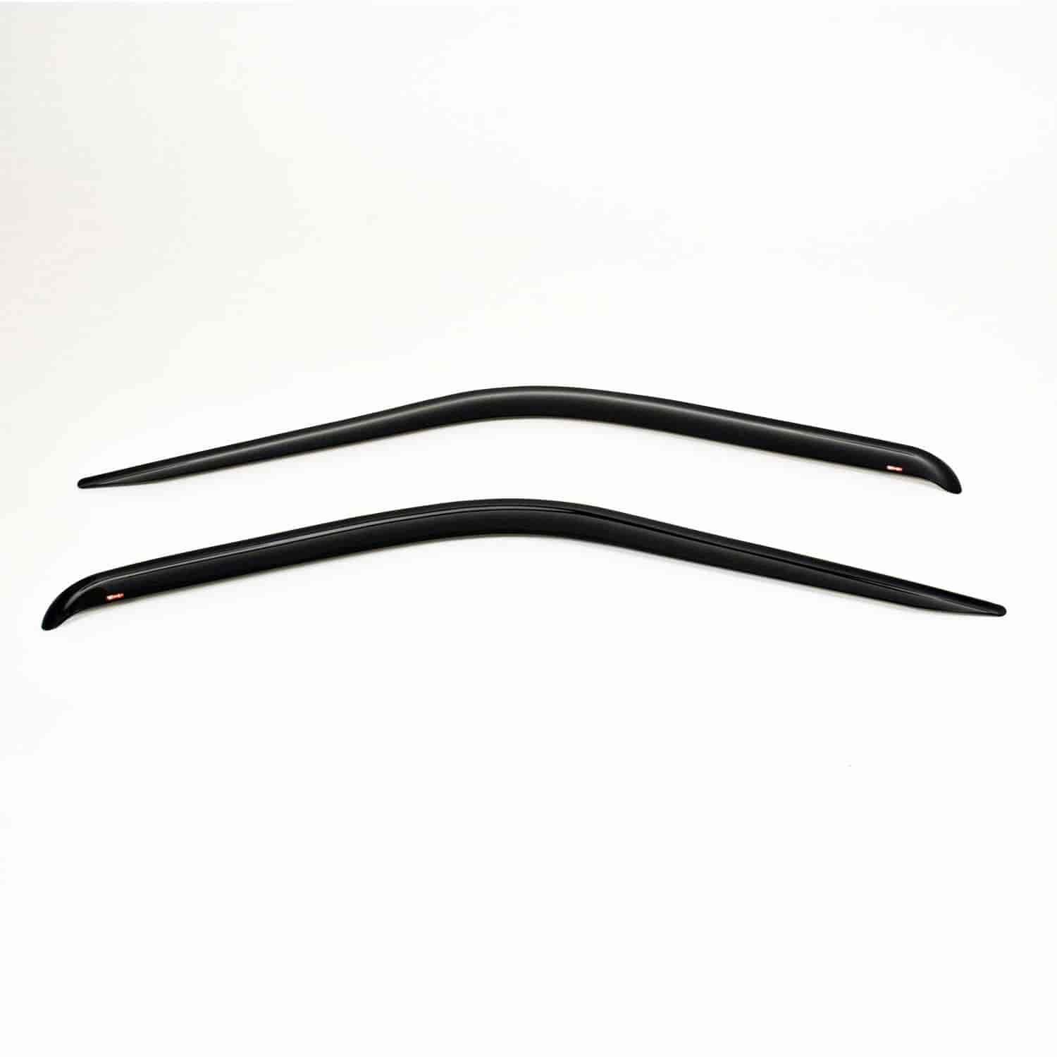 JEGS Performance Products 37456J - JEGS Tape-On Side Window Visors