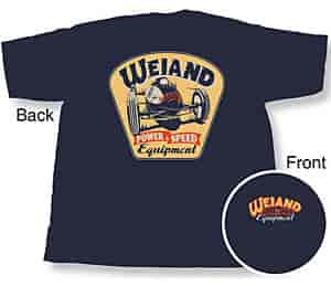 Weiand 10002-XXL - Weiand Power and Speed Retro T-Shirt
