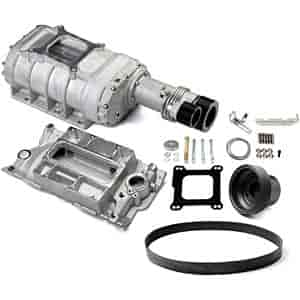 Weiand 6512-1 - Weiand 177 Series Supercharger Kits