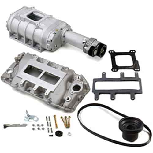 Weiand 6530-1 - Weiand 177 Series Supercharger Kits
