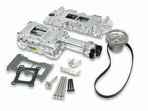 Weiand 6532-1 - Weiand 177 Series Supercharger Kits