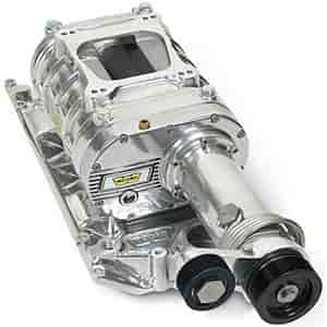 Weiand 6542-1 - Weiand 142/144 Series Pro-Street Supercharger Kits For Chevy