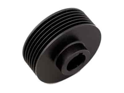 Weiand 6790 - Weiand Supercharger Pulleys - Serpentine