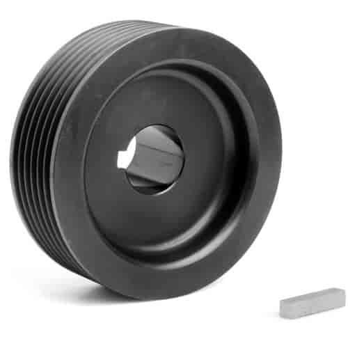 Weiand 6791 - Weiand Supercharger Pulleys - Serpentine