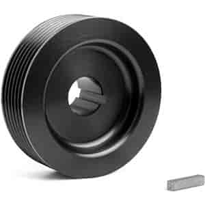 Weiand 6792 - Weiand Supercharger Pulleys - Serpentine