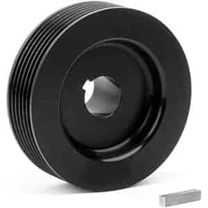 Weiand 6793 - Weiand Supercharger Pulleys - Serpentine