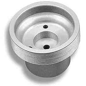Weiand 6813 - Weiand Supercharger Pulleys - Serpentine