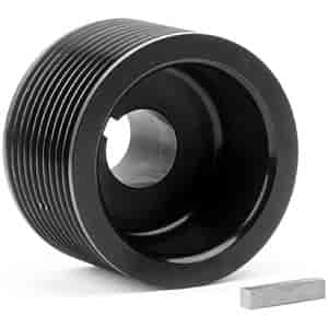 Weiand 6892 - Weiand Supercharger Pulleys - Serpentine