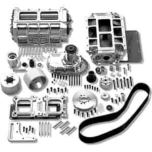 Weiand 7581p 6 71 Supercharger Kit Chrysler Early Hemi