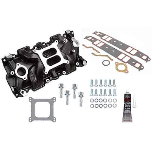 Weiand 8120BKK Street Warrior Intake Manifold Kit