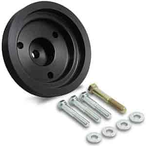 Weiand 90592 - Weiand Supercharger Pulleys - Serpentine