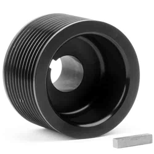 Weiand 90634 - Weiand Supercharger Pulleys - Serpentine