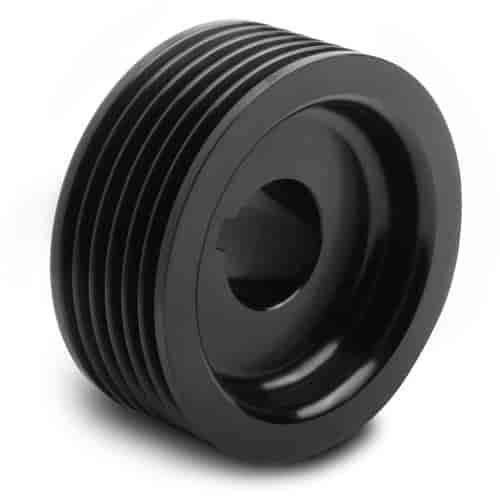 Weiand 90636 - Weiand Supercharger Pulleys - Serpentine