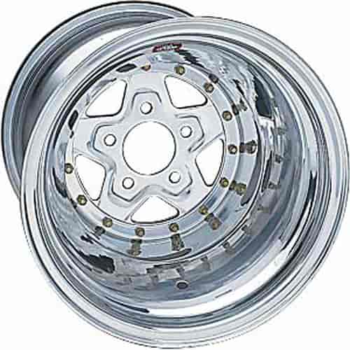 Weld Racing #788-616558 - Weld Racing Aluma Star 2.0 788 Series Polished Wheels