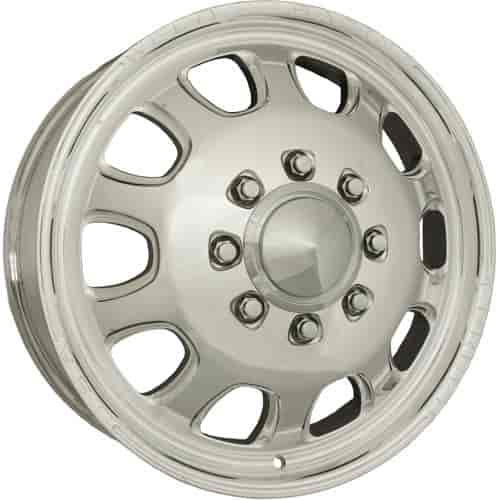 Weld Racing D55P9068R84F - Weld Racing Forged D55-Series Dually Polished Wheels