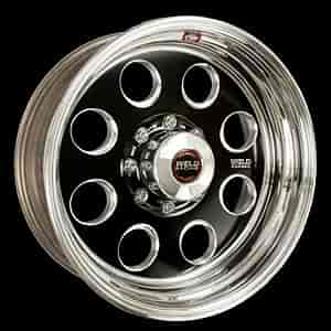 Weld Racing T50B7120F48A - Weld Racing Forged T50-Series Black Truck Wheels