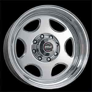 Weld Racing T52P7100E48B - Weld Racing Forged T52-Series Polished Truck Wheels