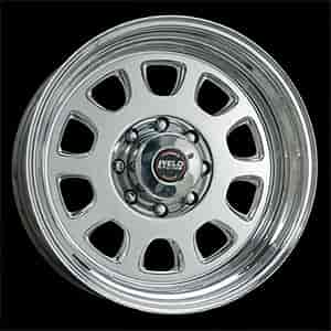 Weld Racing R55P6060F35A - Weld Racing Forged R55-Series Polished Trailer Wheels