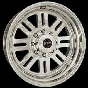 Weld Racing T56P7085E53B - Weld Racing Forged T56-Series Polished Truck Wheels
