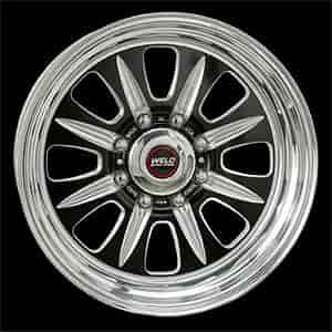 Weld Racing T59B7090F48A - Weld Racing Forged T59-Series Black Truck Wheels