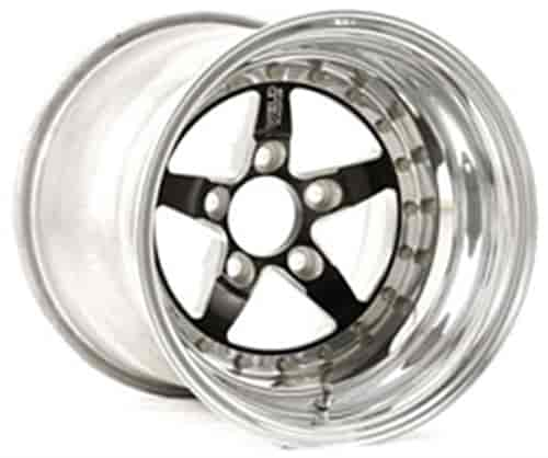 Weld Racing 791B-510212U - Weld Racing Weldstar Black Wheels