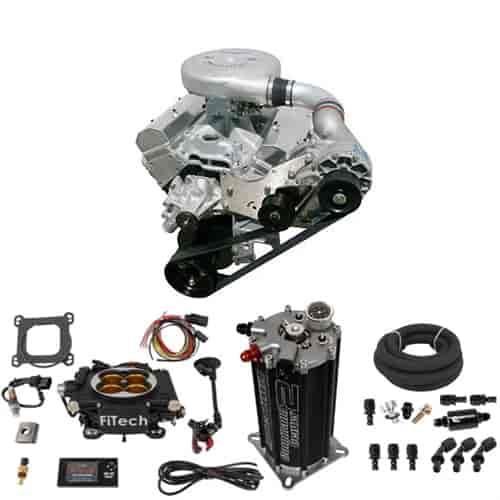Vortech V3 Si Trim Supercharger: Vortech 4GP218050LK2: V-3 Si-Trim Entry-Level GM