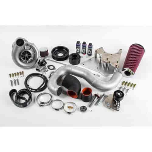 Supercharged Mustang Surging: Vortech 4GX218-010L Universal LSX-Swap Supercharger Kit V