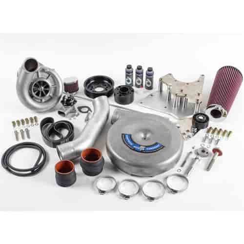Vortech V3 Si Trim Supercharger: Vortech 4GX218-024L: V-3 Si-Trim Carbureted LS-Engine Swap