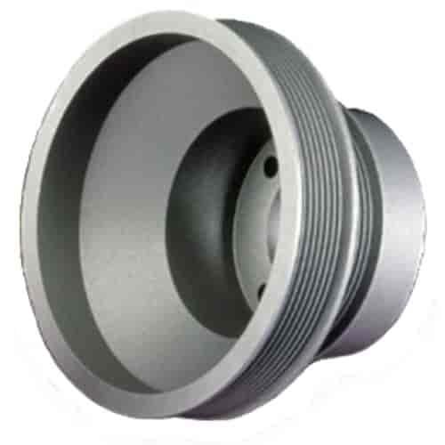 "Kavs Lightweight Supercharger Pulley: Vortech 4MA018-051 Crank Pulley 7"" Diameter"