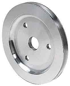 Wysco WA9484 - Wysco Satin Billet Style Pulleys