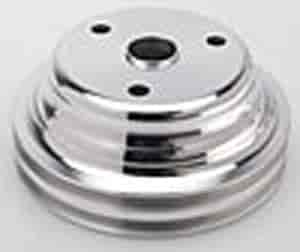Wysco WA9485 - Wysco Satin Billet Style Pulleys