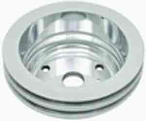 Wysco WA9485C - Wysco Satin Billet Style Pulleys