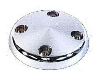 Wysco WA9489 - Wysco Satin Billet Style Pulleys