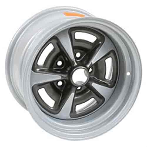 Wheel Vintiques 60-573404K - Wheel Vintiques & Coker Tire Pontiac Wheel and Tire Package