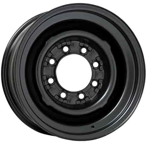 Wheel Vintiques 82 680804 Black 82 Series O E Truck