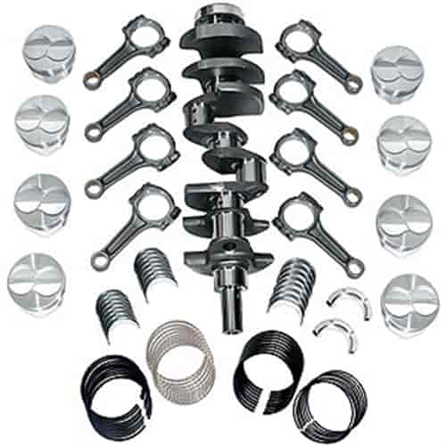 Scat 1-46235 - Scat Ford 351 Cleveland 4340 Forged Standard Weight Competition Rotating Assembly