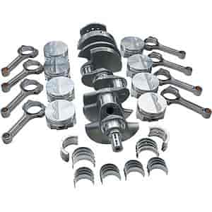 Scat 1-90010BI - Scat Chevy Small Block Series 9000 Cast Pro Comp Street-Strip Rotating Assembly