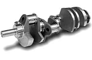Scat 4400P45010 - Scat 4340 Forged Standard Weight Crankshafts