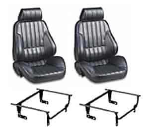 Scat 81266K - Muscle Car Front Seat Kits