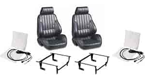 Scat 81176K1 - Muscle Car Front Seat Kits
