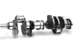 Scat 945425 - Scat 9000 Series Cast Pro Comp Lightweight Crankshafts