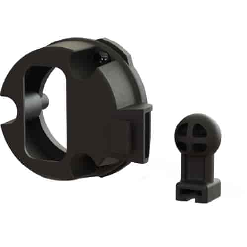 SCT Livewire TS+ Pod Adapter Enables Mounting Livewire TS+ Gauge Tuner To  Custom Gauge Pod Mount