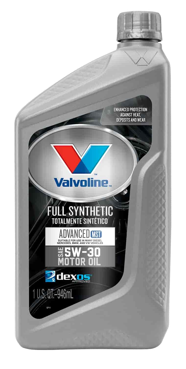 valvoline 787301 synpower mst full synthetic motor oil