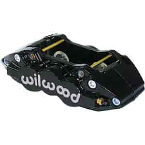 Wilwood 120-11671-RS - Wilwood W4A 4 Piston Forged Aluminum Brake Caliper