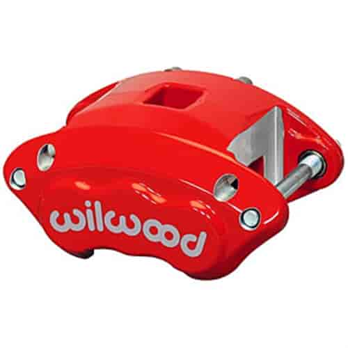 Wilwood 120-11872-RD - Wilwood D154 Single & Dual Piston Floater Calipers