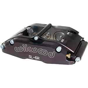 Wilwood 120-6143-RS - Wilwood SL6R 6 Piston Radial Mount Billet Aluminum Brake Caliper