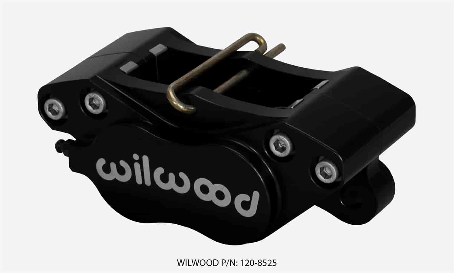 Wilwood 120-8525 - Wilwood GP320 Billet 4-Piston Calipers