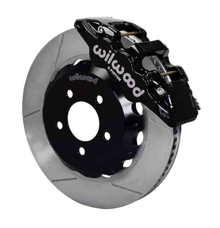 Wilwood 140-11269 - Wilwood Superlite 6 Big Brake Front Hat Kits